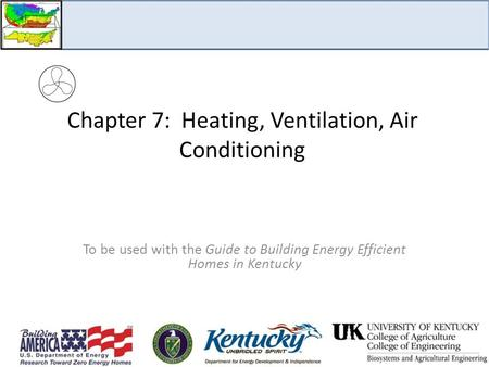 Chapter 7: Heating, Ventilation, Air Conditioning