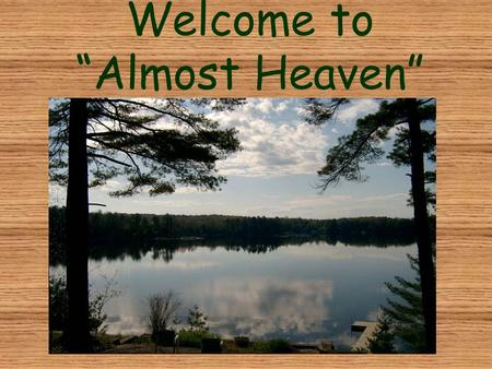 "Welcome to ""Almost Heaven"". Landscape & Exterior This property has everything you expect to see in Muskoka. Tall pine trees, Muskoka rock face and beautiful."