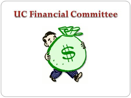 (1) Application (2) Committee Approval (3) Check and Forms Getting a UC grant.