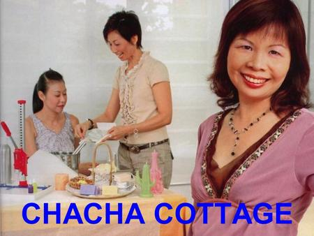 CHACHA COTTAGE. Social Mission To provide unskilled single mothers (divorcees, widows & unwed moms) and women in financial need (especially those whose.