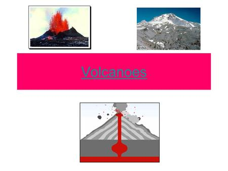 Volcanoes. What do you know about volcanoes? What you need to understand about volcanoes Where and why volcanoes occur? Source of lava Composition of.