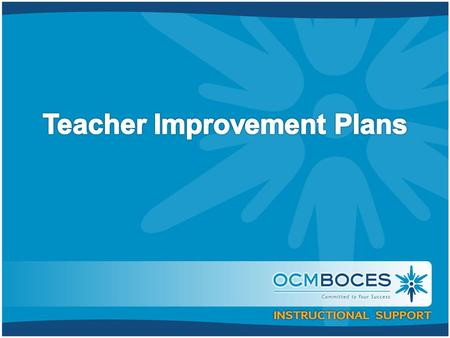 §30-2.10(a) and (b) Teacher or Principal Improvement Plans.