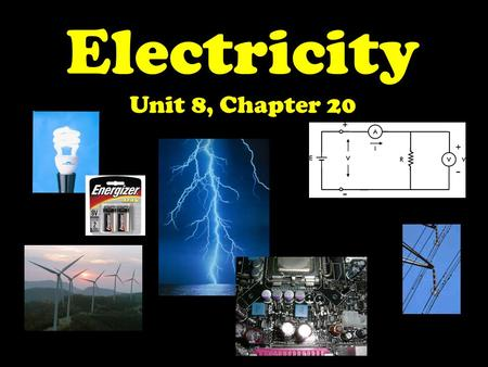 Electricity Unit 8, Chapter 20 Pre-unit Quiz Do the following sets of subatomic particles repel, attract, or do nothing? protonneutron proton Do nothing.