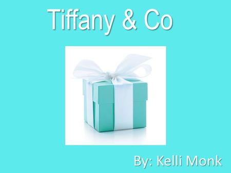 tiffany and co pest analysis We can also arrange routine pest control at  co-owner : marty crider real  we do a simple contract that requires 60 day notice of cancellation of our.