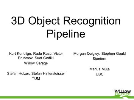 3d object recognition thesis Dna rna nucleotides homework help object recognition phd thesis write an academic essay thesis abstract 3d object learning and recognition system based on.