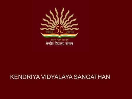 KENDRIYA VIDYALAYA SANGATHAN. ICT in KVS Background ICT infrastructure with appropriate technology and its seamless integration with curricular transaction:
