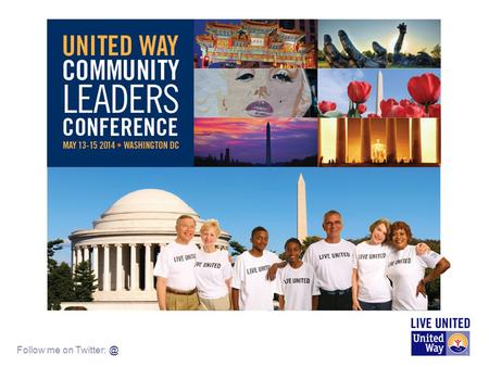 Follow me  #LIVEUNITED iamsmccormick.