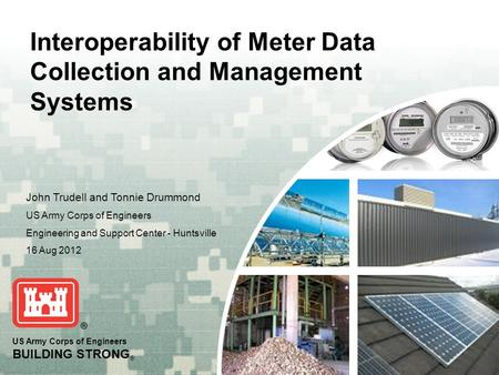 Interoperability of Meter Data Collection and Management Systems