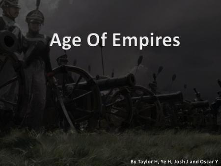 Age of Empires In the 15 th century European nations had begun to expand on their horizons and explore beyond the European and Mediterranean World. This.