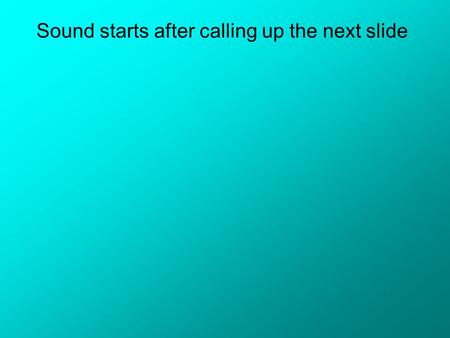 Sound starts after calling up the next slide Lou Dietrich, N2TU Friedrichshafen June 27 - 29, 2014.