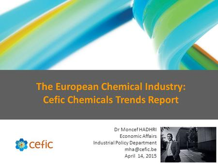 The European Chemical Industry: Cefic Chemicals Trends Report