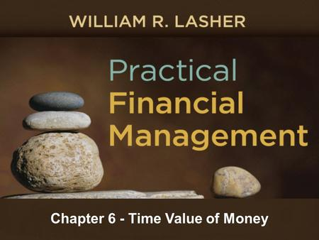Chapter 6 - Time Value of Money