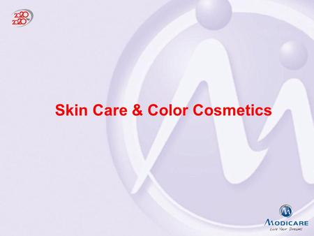 Skin Care & Color Cosmetics. Factors effecting Skin Health.