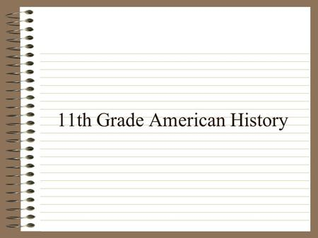 11th Grade American History Mr. Dalton's Class Subject: Chapter 19 The Truman Years 1945 - 1952.