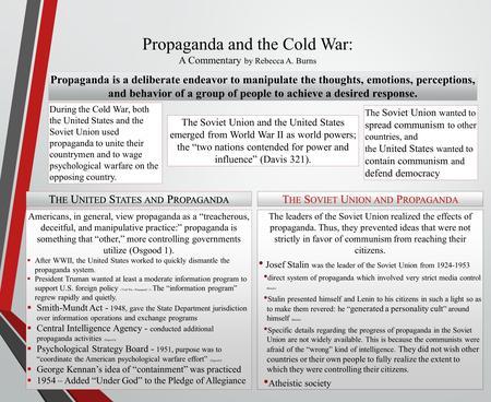 propaganda through the ages essay Propaganda through the ages propaganda institutionalized propaganda and persuasion examined propaganda and psychological warfare  new and classic essays (co-edited .
