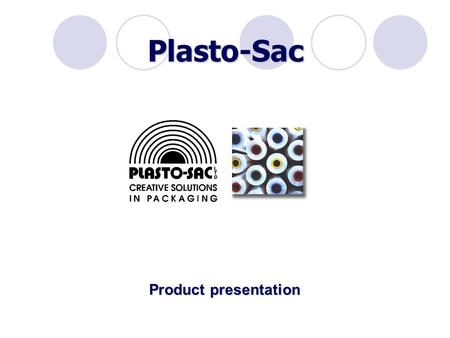 Plasto-Sac Product presentation. Plasto-Sac Security Envelopes.