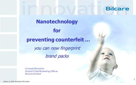 preventing counterfeit …