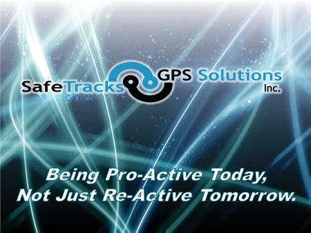  Extensive GPS and Telecommunications experience  Specialized Offender Electronic Monitoring Division  Unique Personal Tracking Monitoring Division.