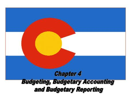 In Governmental accounting, the budget is RECORDED in the books as an integral part of the accounting system. This allows budgeted amounts to be compared.