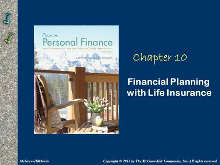 Financial Planning with Life Insurance