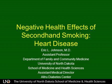 Understanding the harmful effects of smoking
