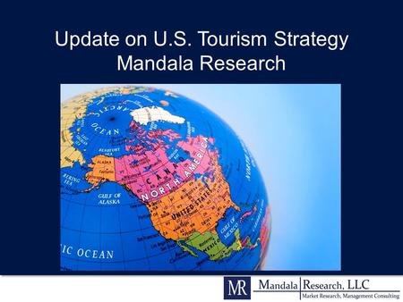 Update on U.S. Tourism Strategy