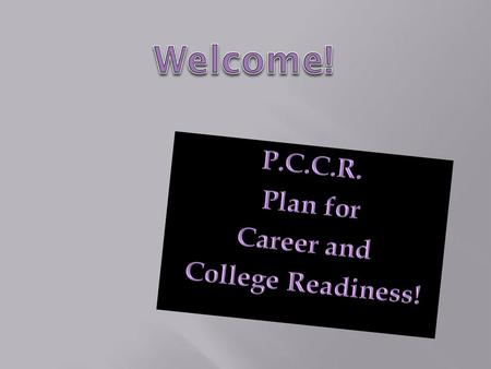 S.E.O.P.'s Student Educational Occupational Plan.