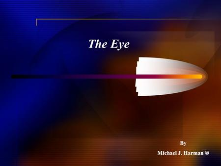 The Eye By Michael J. Harman . Lacrimal Apparatus.