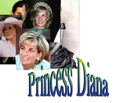 Full name: Diana Frances Spencer Born: 1 July 1961,Sandringham, Norfolk Died: 31 August 1997 (aged 36), Paris Burial: Althorp, Northamptonshire She was: