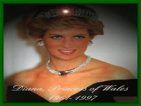 Diana, Princess of Wales. Qualities that make Princess Diana a leader: Caring People Person Charitable Influential.