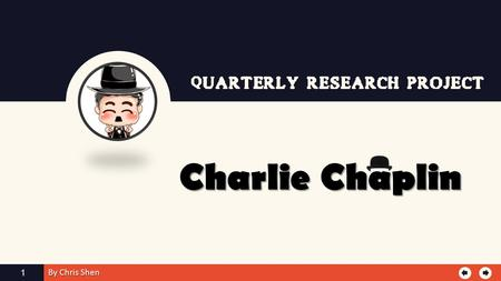 口令:RAPID708 Charlie Chaplin 1 By Chris Shen.