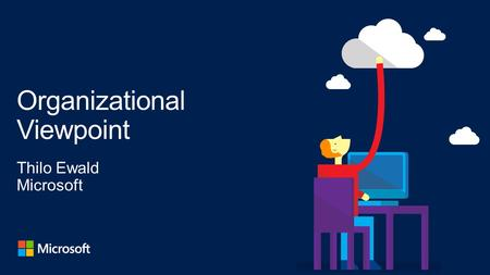 Private Cloud (on & off premises) Hybrid CloudPublic Cloud SaaS PaaS IaaS Microsoft's Online service portfolio Office 365 Microsoft's communication.