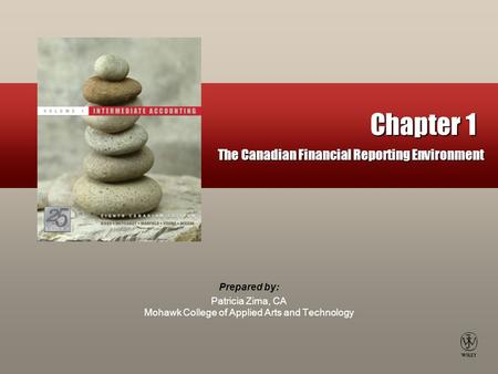 the canadian financial reporting environment Full-text paper (pdf): canadian financial reporting institutions (2) the suitability of every proposed standard in canada's business environment before it is.