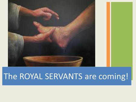 The ROYAL SERVANTS are coming!. n. The power or right to give orders, make decisions and enforce obedience; latin auctoritas = power given by the state.