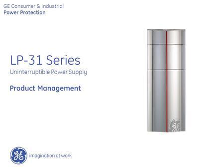 Lp Series U Technical Presentation Iso 9001 Ul Cul Fcc