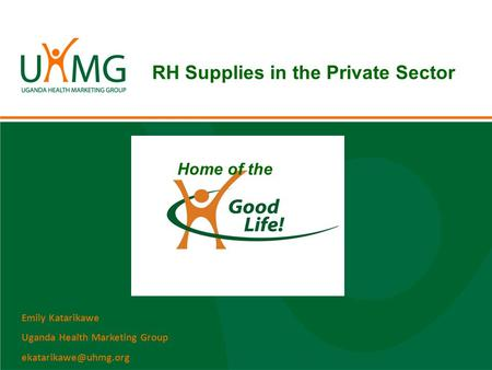 RH Supplies in the Private Sector