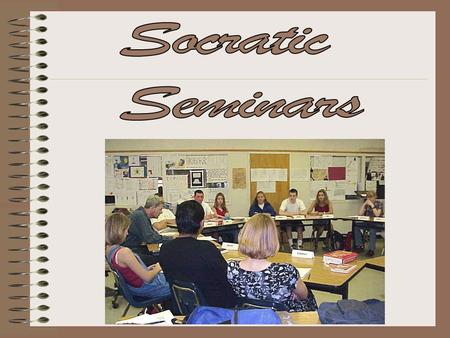 "The Vision Socrates believed that enabling students to think for themselves was more important than filling their heads with ""right answers."""