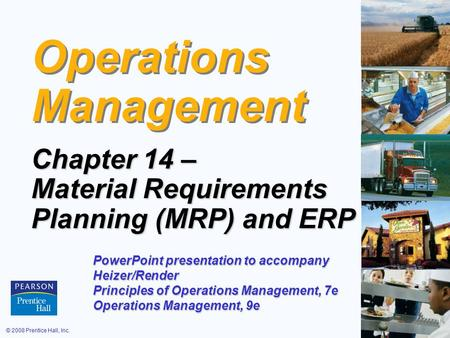 material requirements planning and erp auto Case study 8: material requirements planning and erp auto parts, inc auto parts, inc, is a distributor of automotive replacement parts with no manufacturing.