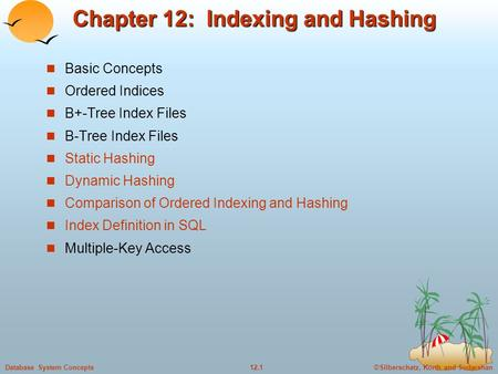 Chapter 11 Database Performance Ppt Download