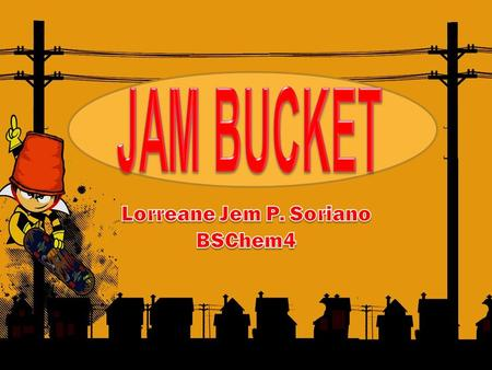 Jam Bucket is a medium sized store that offers its community a trendy, fun place to buy great, delicious jam in a social environment. Organic recipes.