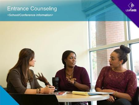 Entrance Counseling. Agenda  Understand Your Commitment.  Your Loan Terms.  150 Percent Subsidized Direct Loan Limit.  Repayment.  Consequences.