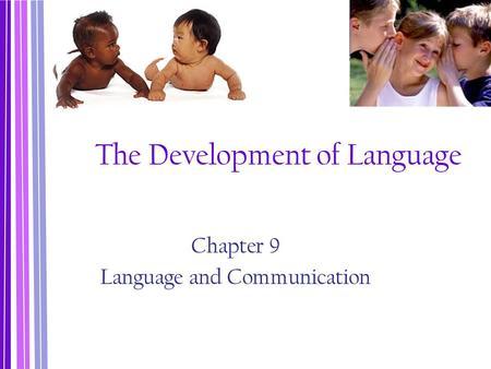 nature and nurture in language acquisition essay