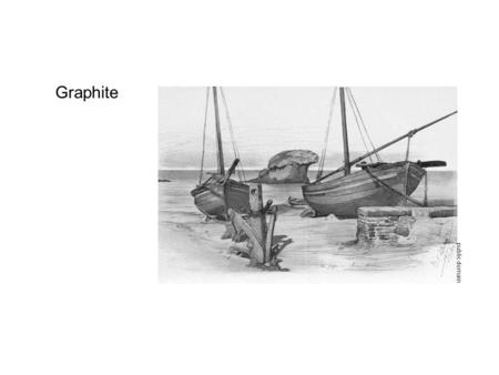 "Public domain Graphite. © Theodore Gray Ancient and modern methods for getting the ""lead"" (really graphite) into pencils. by-nc-sa: Adam Mulligan."