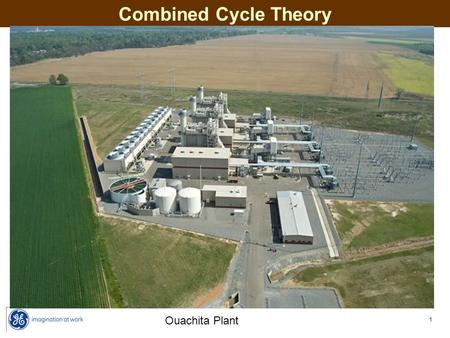 Combined Cycle Theory Dalton Plant Ouachita Plant.