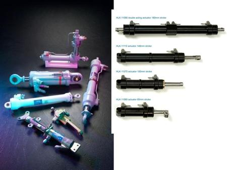 Hydraulic Valve, Pump, Motors
