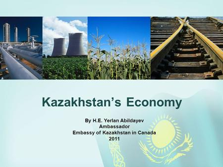 OVERVIEW OF KAZAKHSTAN