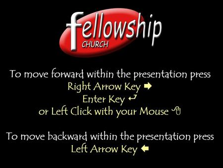 Welcome To Pastor Garry Clark's PowerPoint presentation from the August 12 th sermon: The Wave Of God's Goodness Welcome To Pastor Garry Clark's PowerPoint.