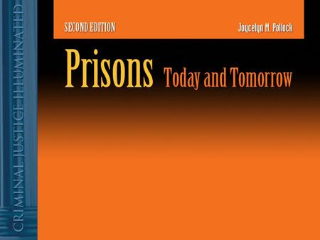 Chapter 2 The American Prison in Historical Perspective: Race, Gender, and Adjustment.