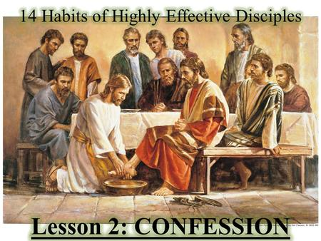 "Introduction ""Confession and repentance are hard. But the difficulty associated with these ancient practices makes them powerful reminders in our lives."""