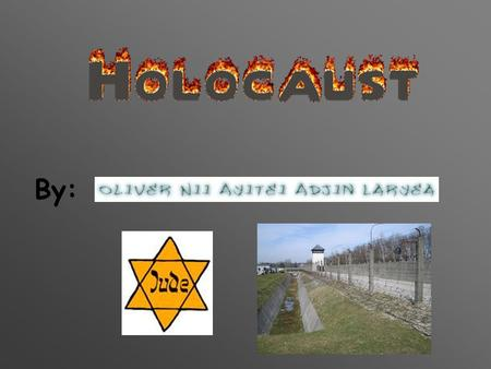 By:. Meaning The Holocaust (from the Greek ὁ λόκαυστος holókaustos: hólos, whole and kaustós, burnt), also known as The Shoah (Hebrew: השואה, HaShoah,